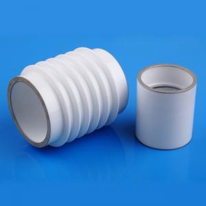 China Al2O3 Metallized Ceramic Tube , Ceramic Vacuum Interrupter Large Diameter on sale