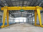 20t S1-12M Electric Single Beam Gantry Crane With Remote Control