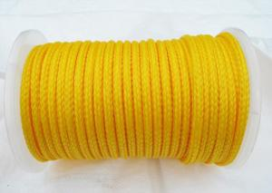 2mm-18mm PP PE Plastic Ropes can float on water for sale – PP Rope