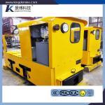 Локомотив батареи тонны подземного рудника небольшой