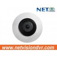4.0MP H.264 CMOS 180º Panoramic Fisheye PT IP Camera--NV794MFWS-IR