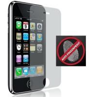 Anti-Finger print iphone3GS screen protector without rainbow mark