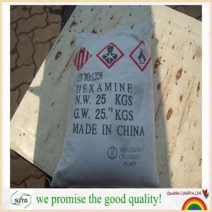 China High Quality C6H12N4 100-97-0 Urotropine Hexamethylenetetramine Hexamine on sale