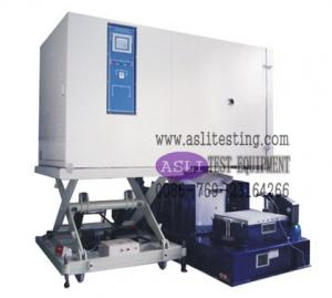 China Temperature/Humidity/Vibration Synthetical Test Chamber on sale