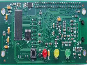 China 1 Layer Custom PCB Boards Circuit Board Printing for Lighting System Control on sale