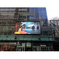P6 HD SMD2727 Outdoor Video Display Boards Advertising Scrolling Front Access
