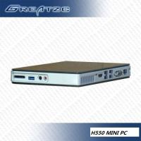ZC-H550 High Definition Mini PC Computer With high-powered CPU and Graphics Card