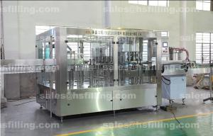 China Full automatic water bottling machine and production line 10000 bottles per hour on sale