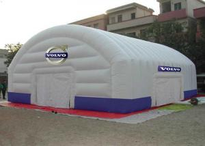 China Large Outdoor Lawn Inflatable Event Tent With PVC Tarpaulin Material , Repair Kits on sale