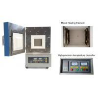 China Digital Control High Temperature Muffle Furnace Double Shell 3.4L Capacity on sale