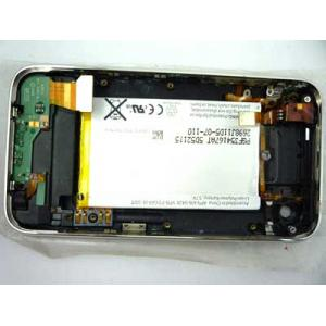 China For iPhone 3G Complete Back Panel Assembly (while & black) on sale