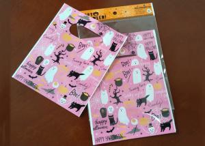 China Halloween Christmas Custom Art Paper Chocolate Gift Shopping Bag on sale