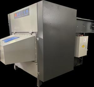 China Sofa Fiber Cotton Carding Machine 4.25kw Long Lifespan Eight Roller on sale