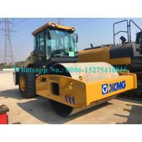 26 Ton Road Construction Machinery Drum Roller Compactor XS263J 2170 Drum Width