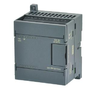 China Compatible Siemens S7 200 PLC EM231 UniMAT PLC input Module 8 AI on sale