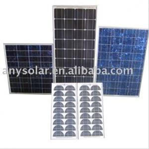 China large supply 90w mono solar panel, high quality solar panel on sale