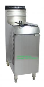 China gas deep fryer commercial gas fryer for restaurant kitchen equipment HGF3 on sale