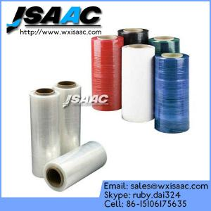 China CLEAR STRETCH PALLET SHRINK WRAP ROLLS on sale