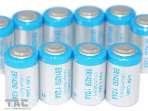 China 3.6V Energizer Lithium battery ER14250 1200mAh for Digital control machine on sale