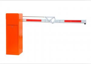 China Orange Remote Control Folding Arm Barrier gate D017 on sale