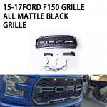 Custom Cool Side Step Running Boards ABS Front Bumper For Ford F150 Raptor