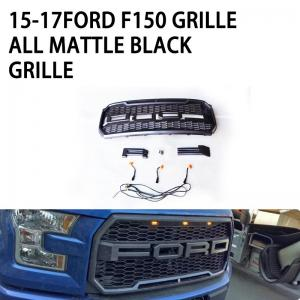 China Custom Cool Side Step Running Boards ABS Front Bumper For Ford F150 Raptor on sale