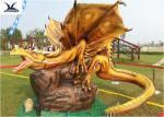 Jurassic Dinosaur World Dinosaur Yard Statue Simulated Pterosaurs Statue