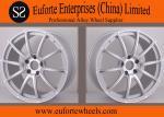 20 inch Silver Custom Forged Aluminum rims , 18 19 4 x 4 Wheels