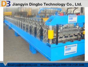 China Large K Span roll forming machine For Roofing 8900mm * 2230mm * 2300mm on sale