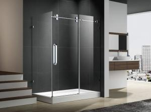 Hinge Open Zhejiang Shower Enclosure With Stainless Steel 304