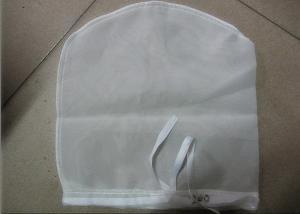 Quality Liquid Filter Nylon Filter Mesh , Micron Nylon Mesh Drawstring Bags for sale
