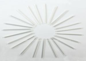 China PE 1mm 1.2mm Fiber Optic Components Cable Protection Fusion Splice Sleeve on sale