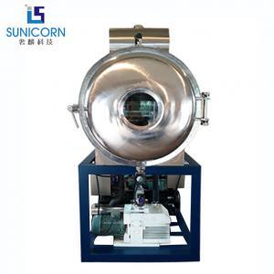 China 0.1 Square Meters Vacuum Freeze Drying Machine , Home Mini Freeze Dryer on sale