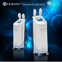 China 8 LCD touch screen 8L water tank big energy SHR IPL permanent laser hair removal product on sale