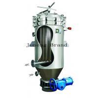 China ステンレス鋼の水処理のための縦の葉フィルター圧力ろ過システム on sale