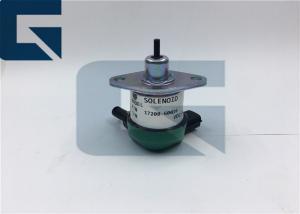 China Kubota D1105 Diesel Engine Fuel Shut Off Stop Solenoid 17208-60016 on sale