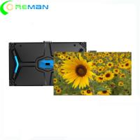 Indoor HD Led Display 600 X 338 , Cabinet Stage Led Screen HDMI DVI VGA Input
