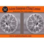 Los SS ruedan bordes forjados negros mates elegantes de las ruedas de -19inch 20inch con la aleación de aluminio