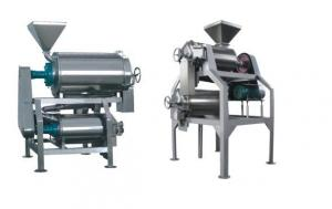 China Mango pulp and peach pulp production machine on sale