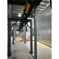 Hot-sale New Brand Electrostatic Automated Powder Coating Plant