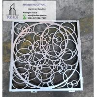 SUDALU Aluminum CNC Curvel Panel for Decoration from China 2mm Aluminum Expanded Panel
