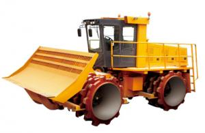 China XL262J Garbage compactor on sale