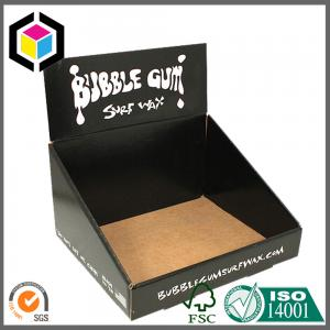 China Glossy Lamination Colorful Design Print Corrugated Cardboard Display Packaging Box on sale