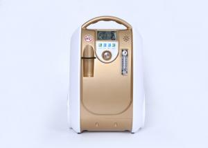 China Mobile Medical Oxygen Concentrator 5L Low Oxygen Purity Alarm Longer Life Span on sale