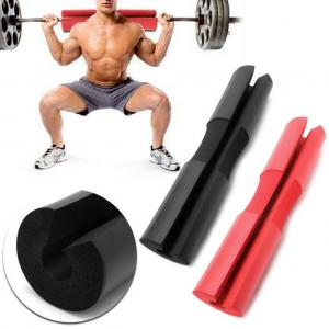 China Weight lifting exercise Thick NBR 0.25kg Foam Barbell Pad on sale