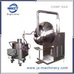 China Tablet/Pill Sugar Coating Pan Machine BYCA-1000 with liquid supply vehicle