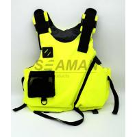 China S , M , L Water Sport Rafting Life Jacket Kayak Foam Life Vest Buoyancy Aids on sale