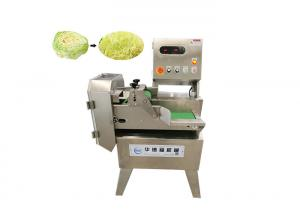 China 1180mm SS304 500kg/H 0.37kw Ginger Slicing Machine on sale