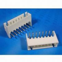 XH Connectors/Board Connectors/LHE Connectors/8-pin Connector PCB/Right Angle PCB Mount Connectors