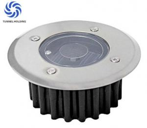 China Quick Installation Solar Deck Lights Waterproof Stainless Steel Solar Floor Lamps on sale